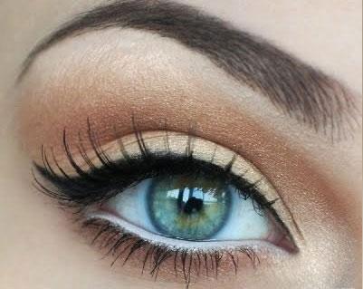 Перманентный макияж век (глаз)