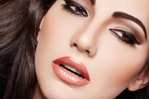 Перманентный макияж бровей, век (глаз) и губ